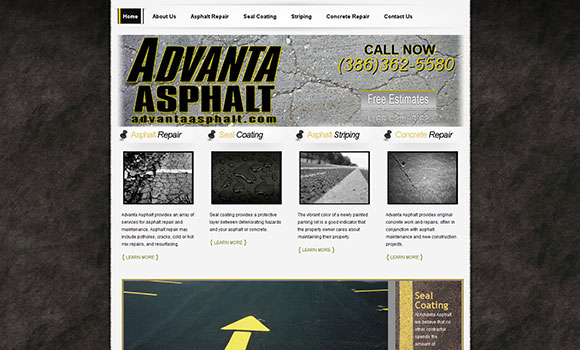 advanta asphalt